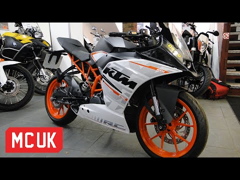 KTM RC390 2015 - Review & Exhaust sound.