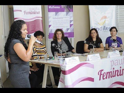 Vítimas de violência doméstica debatem propostas do programa Pauta Feminina, do Senado