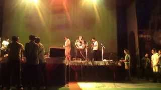 BAND - TAPTA ( LIVE TAPTA NORTHEAST INDIA TOUR, 2013 )