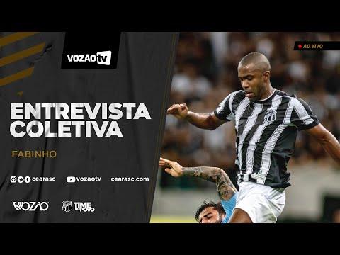 COLETIVA Entrevista coletiva Fabinho  22012020  Vozão TV