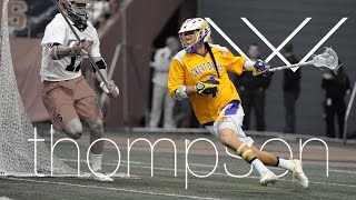 The Year of the Trio // Thompson Lacrosse Highlights