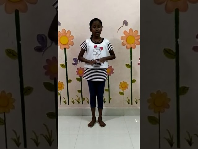 Student of The Infinite Academy/Anjana Gr 5  Own poem composition - limeric