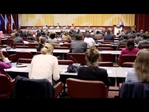 Swiss week against trafficking in persons: High-Level Event