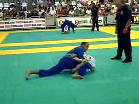 Nick Brooks RGA Vs Marcelo Maia UGF. Semi/Final World Master