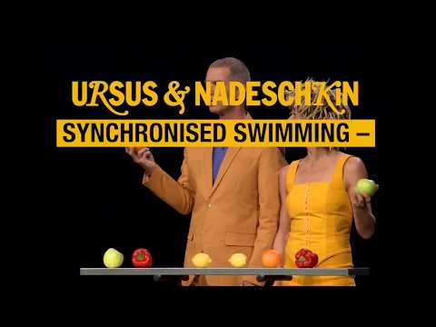 TRAILER No 2: Ursus & Nadeschkin «Synchronised Swimming – The Dry Version»
