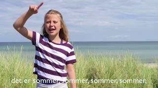 Janne Aagaard – Sommersang med fagter
