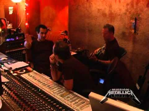 Mission Metallica: Fly on the Wall Clip (July 19, 2008)