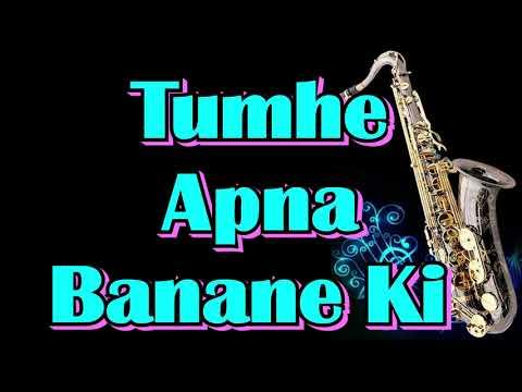 #202:-Tumhe Apna Banane Ki ||Sadak|| Kumar Sanu|| Best Saxophone Instrumental