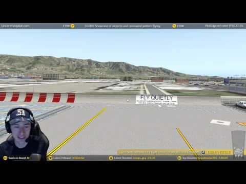 Must-have airport scenery by GPB500 for PilotEdge users in X-Plane 11