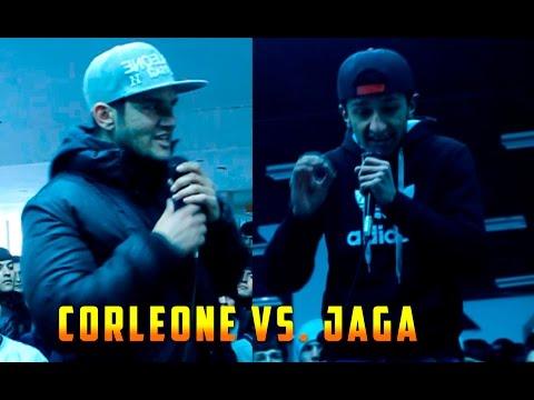 Видео Battle Corleone vs  Jaga (RAP.TJ)