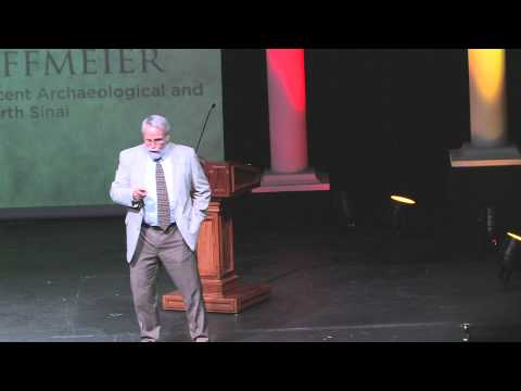 The Exodus from Egypt, a Lecture with Dr. James Hoffmeier