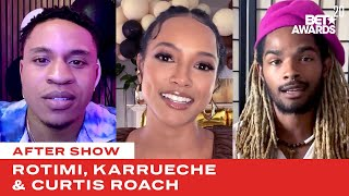 BET Awards After Show Hosted By Karrueche, Rotimi & Curtis Roach! | BET Awards 20