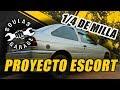 Soulas Garage - Proy Escort - Motor AP 1.8 - 1/4 de Milla
