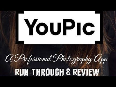 Youpic: The Professional Photography | App Run-through & Review
