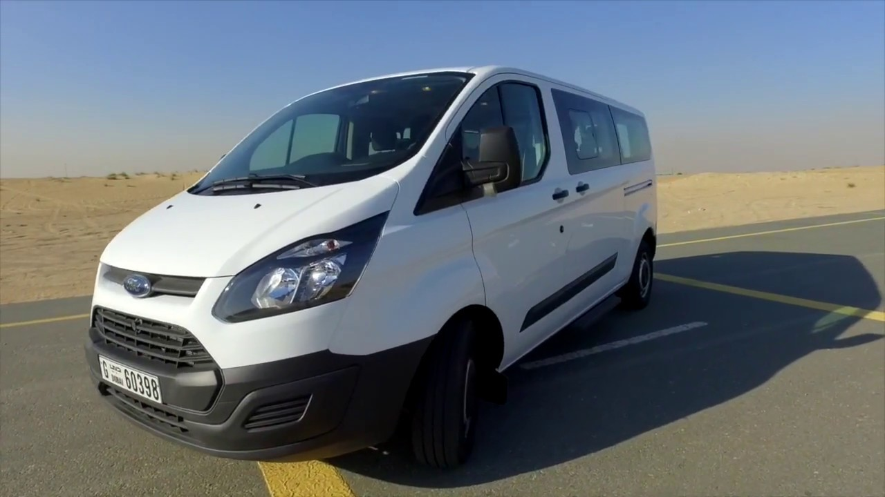 2018 Ford Tourneo Custom: We Review A Van - Seriously!
