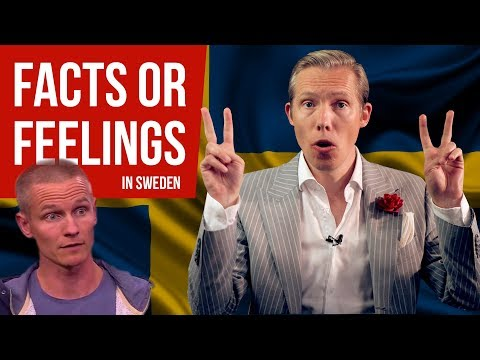 FACTS & FEELINGS IN SWEDEN: An analysis of media, immigration and communication