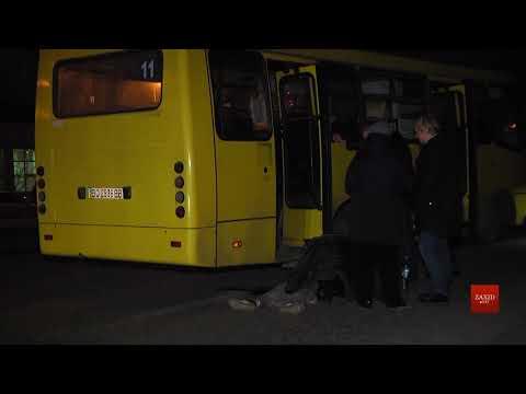 Zaxid.Net: Автобус №11 збив на смерть 10-річну дівчинку на Рясному