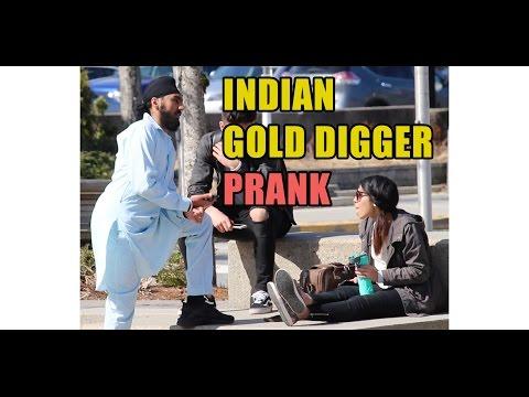 Gold Digger Prank (Indian Edition)