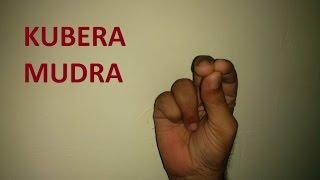 Kubera Mudra For Wealth and happiness