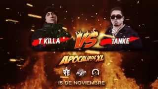 "Apocalipsis XL T-Killa VS Tanke One | LXL16 ""Linea Dieciséis"" (Vídeo Oficial)"