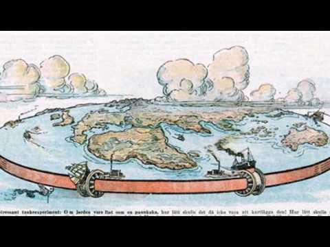 Flavius Josephus On Flat Earth