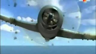 Le chasseur Américain F6F Hellcat, arme fatale contre le A6M Zéro
