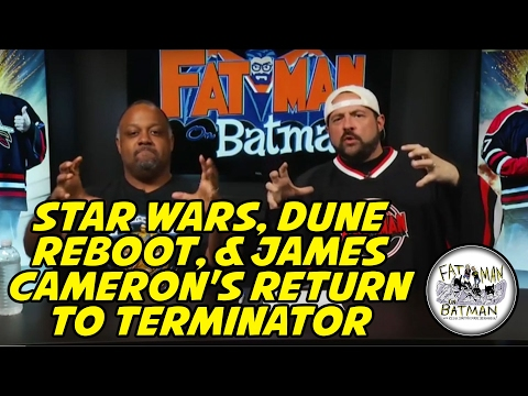 STAR WARS, DUNE REBOOT, & JAMES CAMERON'S RETURN TO TERMINATOR