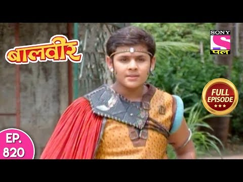 Baal Veer - Full Episode 820 - 24th  December, 2017