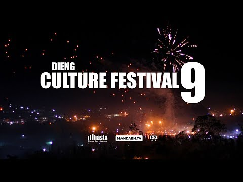 [OFFICIAL] Live Jazz Atas Awan - Dieng Culture Festival (DCF) 9 Day 2 | 4 Agustus 2018
