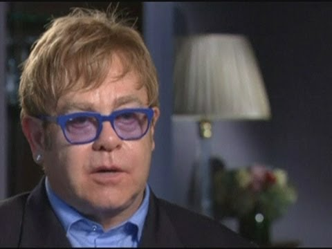 Honest and open: Elton John interview on his redemption
