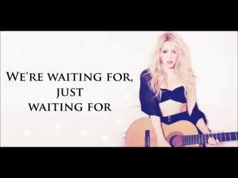 Shakira - Chasing Shadows Lyrics