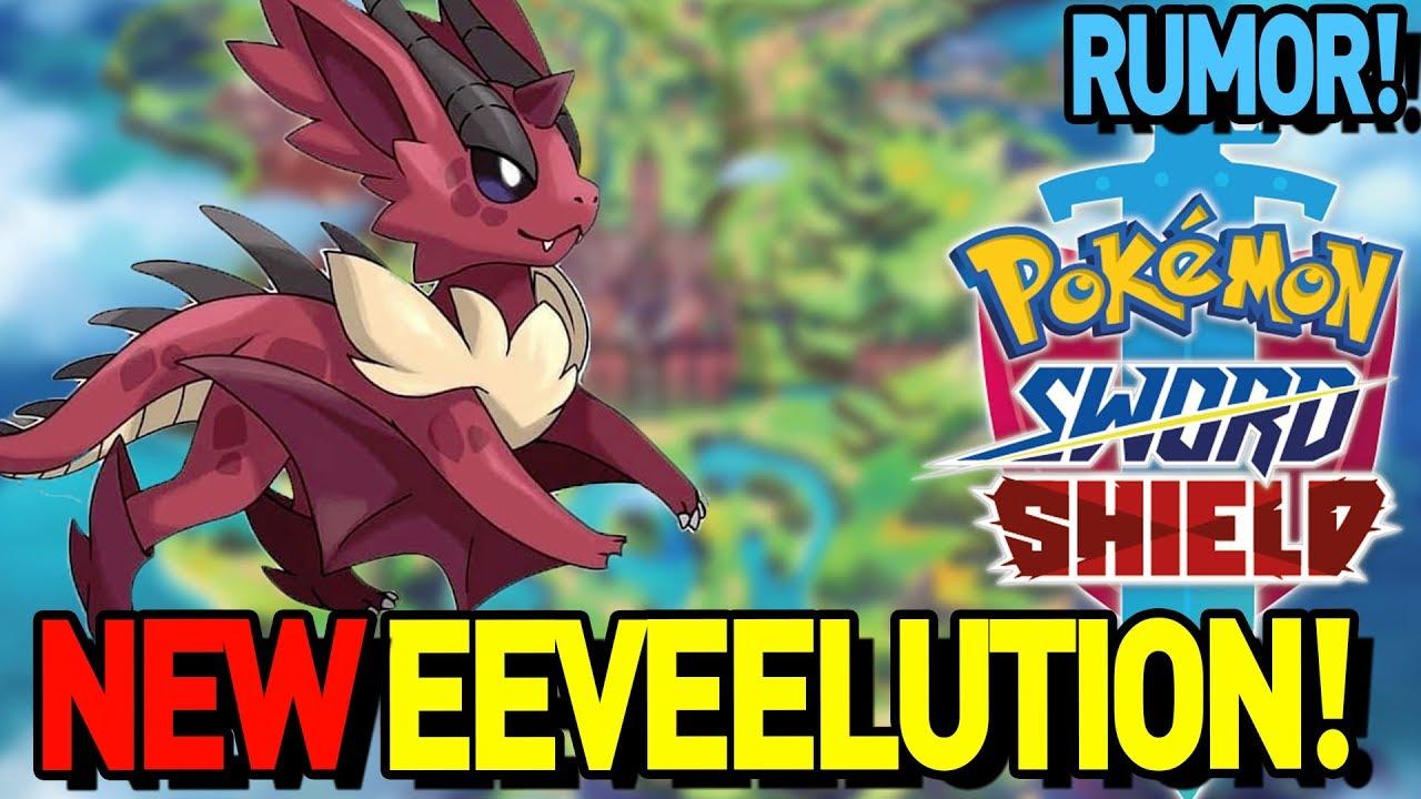 New Eeveelution In Pokemon Sword And Shield Eeveelution Rumor