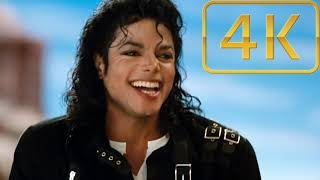 Michael Jackson - Speed Demon (Dance Part In 4K Upscale 60FPS)