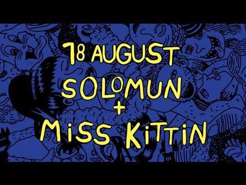 TEASER SOLOMUN+1, FEAT  MISS KITTIN, 18th AUGUST @ PACHA, IBIZA