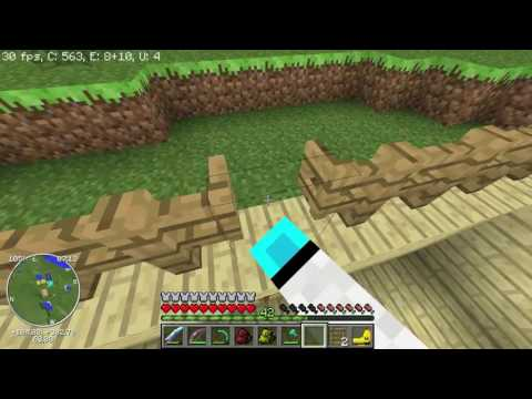 Sezon 2 Minecraft Modlu Survival Bölüm 12