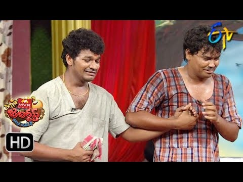 Avinash & Karthik Performance | Extra Jabardasth| 15th June 2018 | ETV Telugu