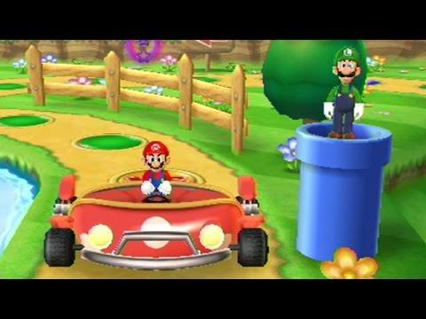 Mario Party 9 - All Lucky & Unlucky Events
