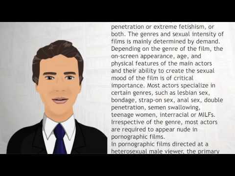 Pornographic actor - Wiki Videos
