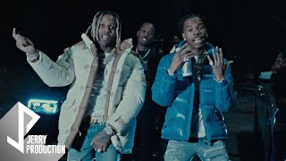 Lil Durk - Finesse Out The Gang Way feat. Lil Baby (Official Music Video)