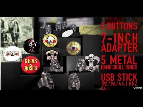 Guns N' Roses BREAKING NEWS: Appetite for Destruction Remastered Bundles/Shadow of Your Love Video!