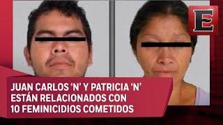 Esto es lo que se sabe del caso de la pareja feminicida en Ecatepec