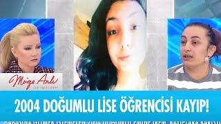 Velayetini almaya çalıştığı kızı kayıplara karıştı! - Müge Anlı ile Tatlı Sert 10 Ocak 2019