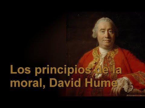 Los Principios De La Moral, David Hume.