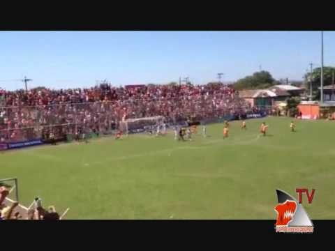 Gol del empate Puntarenas 2 Saprissa 2