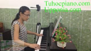 Học Piano Người Lớn -Quỳnh Giao -Mariage D'amour &A Comme Amour [TT Âm Nhạc Upponia - Tự Học Piano]