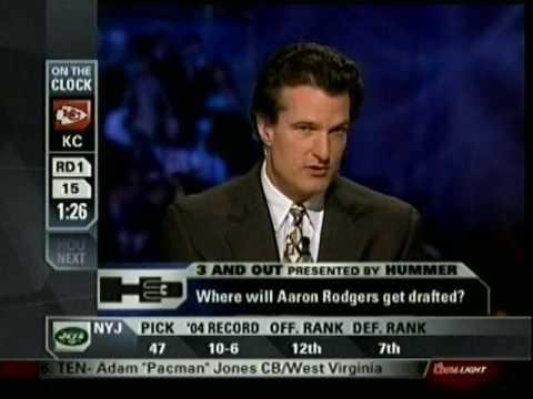 Epic NFL Draft Day Crashes