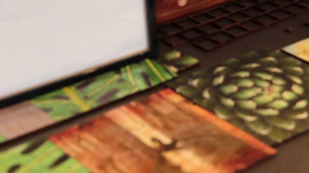 Zen Puzzles™: Artisanal, Wooden Jigsaw Puzzles Kickstarter Video