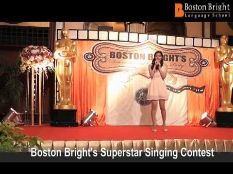 Boston Brigh's Superstar Singing Contest