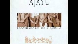 AJAYU ( ESTAMPA ECUADOR)