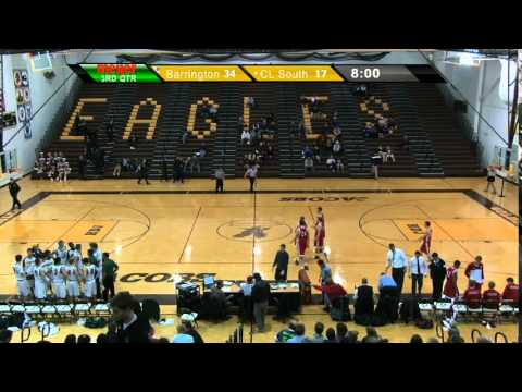 (15) - Crystal Lake South vs. Barrington, Hinkle Holiday Classic